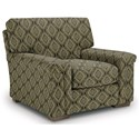 Best Home Furnishings Oliver Club Chair - Item Number: C40-34563