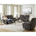 Best Home Furnishings O'Neil Power Reclining Living Room Group - Item Number: 920 Living Room Group 3