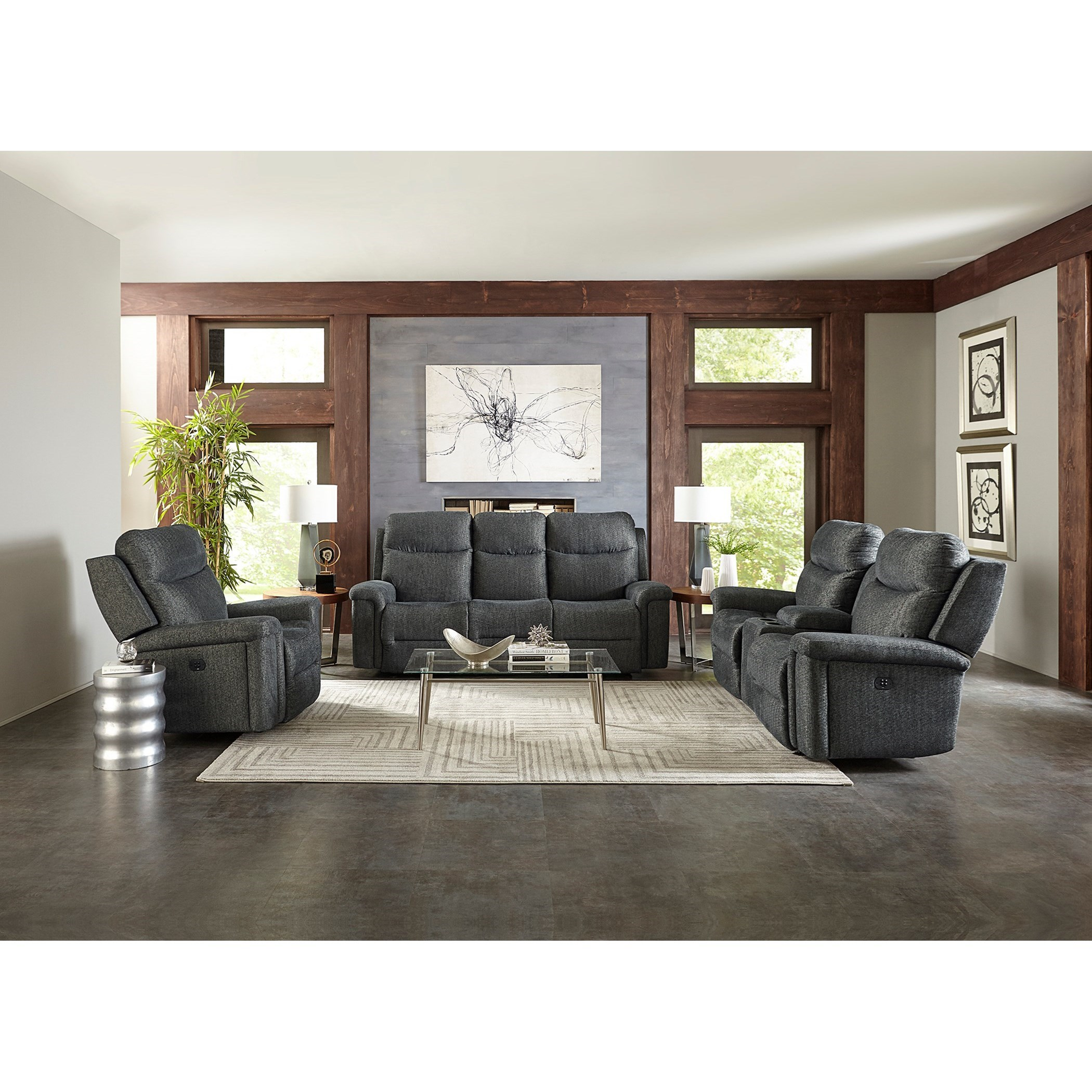 Best Home Furnishings Optima Reclining Living Room Group Value City Furniture Groups