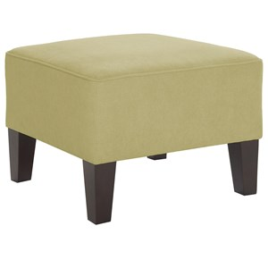 Best Home Furnishings Ottomans Square Ottoman