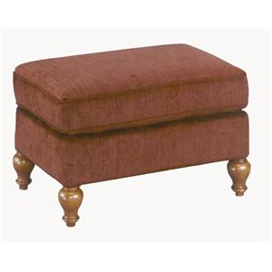 Morris Home Furnishings Ottomans Rectangular Ottoman