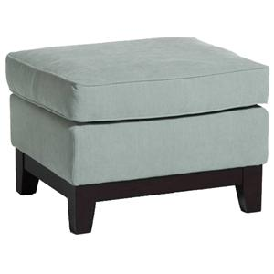 Morris Home Furnishings Ottomans Contemporary Ottoman