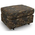 Best Home Furnishings Ottomans Rounded Casual Ottoman - Item Number: 0026-27909