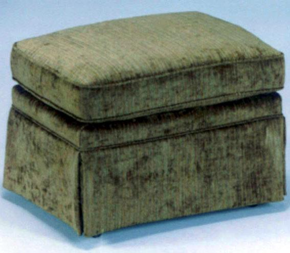 Best Home Furnishings Ottomans Rectangular Soft Ottoman - Item Number: 0030