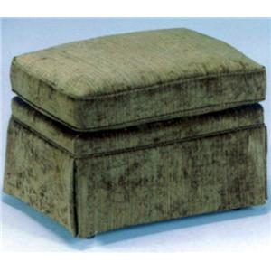 Rectangular Soft Ottoman
