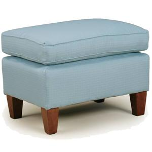 Contemporary Rectangular Ottoman