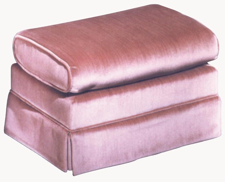 Best Home Furnishings Ottomans Heavily Padded Ottoman - Item Number: 0040
