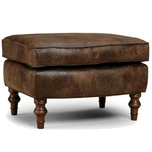 Morris Home Furnishings Ottomans Cushioned Ottoman