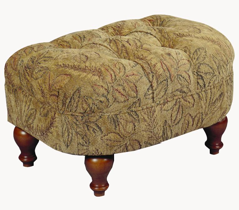 Best Home Furnishings Ottomans Plush Cushioned Ottoman - Item Number: 0070