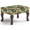 Best Home Furnishings Ottomans Simplistic Ottoman - Item Number: 0079-31747