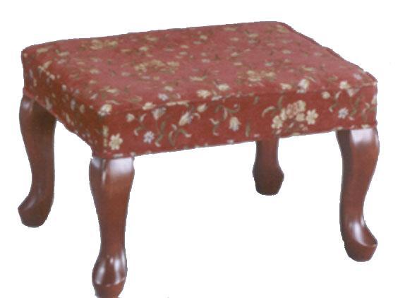 Vendor 411 Ottomans Rectangular Foot Ottoman - Item Number: 0082