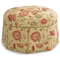 Best Home Furnishings Ottomans Circular Ottoman - Item Number: 0084