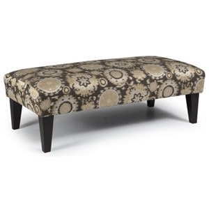 Best Home Furnishings Ottomans Linette Ottoman
