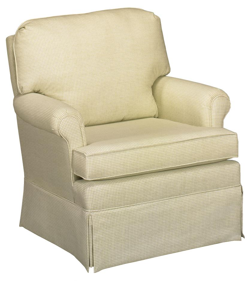 Best Home Furnishings Patoka Glider Club Chair - Item Number: 2616 Glider
