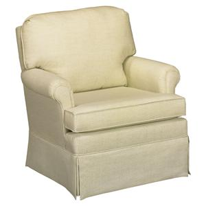 Vendor 411 Patoka Glider Club Chair