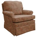 Best Home Furnishings Patoka Glider Club Chair - Item Number: 2616-23568