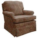 Best Home Furnishings Patoka Glider Club Chair - Item Number: 2616-26018