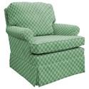 Best Home Furnishings Patoka Glider Club Chair - Item Number: 2616-27062