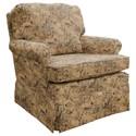 Best Home Furnishings Patoka Glider Club Chair - Item Number: 2616-27505