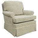 Best Home Furnishings Patoka Glider Club Chair - Item Number: 2616-28063