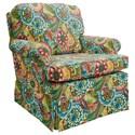 Best Home Furnishings Patoka Glider Club Chair - Item Number: 2616-28118