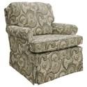 Best Home Furnishings Patoka Glider Club Chair - Item Number: 2616-28529