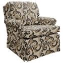 Best Home Furnishings Patoka Glider Club Chair - Item Number: 2616-28829