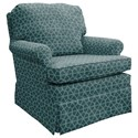 Best Home Furnishings Patoka Glider Club Chair - Item Number: 2616-29092