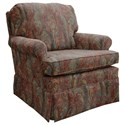 Best Home Furnishings Patoka Glider Club Chair - Item Number: 2616-29118