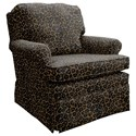 Best Home Furnishings Patoka Glider Club Chair - Item Number: 2616-29913