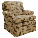 Best Home Furnishings Patoka Glider Club Chair - Item Number: 2616-31767