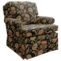 Best Home Furnishings Patoka Glider Club Chair - Item Number: 2616-31923