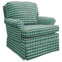 Best Home Furnishings Patoka Glider Club Chair - Item Number: 2616-32182