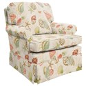 Best Home Furnishings Patoka Glider Club Chair - Item Number: 2616-33347