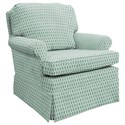 Best Home Furnishings Patoka Glider Club Chair - Item Number: 2616-33542A