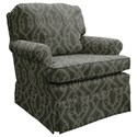 Best Home Furnishings Patoka Glider Club Chair - Item Number: 2616-33892