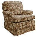 Best Home Furnishings Patoka Glider Club Chair - Item Number: 2616-34536