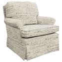 Best Home Furnishings Patoka Glider Club Chair - Item Number: 2616-34597