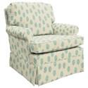 Best Home Furnishings Patoka Glider Club Chair - Item Number: 2616-35532