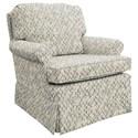Best Home Furnishings Patoka Swivel Glider Club Chair  - Item Number: 2617-26082