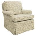 Best Home Furnishings Patoka Swivel Glider Club Chair  - Item Number: 2617-26089