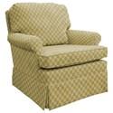 Best Home Furnishings Patoka Swivel Glider Club Chair  - Item Number: 2617-27061