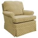 Best Home Furnishings Patoka Swivel Glider Club Chair  - Item Number: 2617-27069