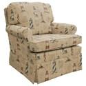 Best Home Furnishings Patoka Swivel Glider Club Chair  - Item Number: 2617-27777