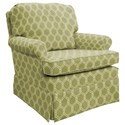 Best Home Furnishings Patoka Swivel Glider Club Chair  - Item Number: 2617-28421