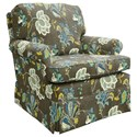 Best Home Furnishings Patoka Swivel Glider Club Chair  - Item Number: 2617-28603