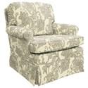 Best Home Furnishings Patoka Swivel Glider Club Chair  - Item Number: 2617-28723