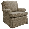 Best Home Furnishings Patoka Swivel Glider Club Chair  - Item Number: 2617-28733