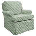 Best Home Furnishings Patoka Swivel Glider Club Chair  - Item Number: 2617-28842
