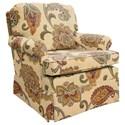 Best Home Furnishings Patoka Swivel Glider Club Chair  - Item Number: 2617-29517